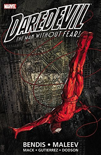 9780785143888: Daredevil By Brian Michael Bendis & Alex Maleev Ultimate Collection Book 1 TPB