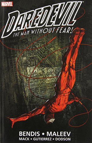 Daredevil Ultimate Collection Book 1