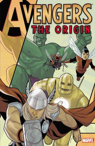 9780785144007: Avengers: The Origin (Avengers (Marvel Paperback))