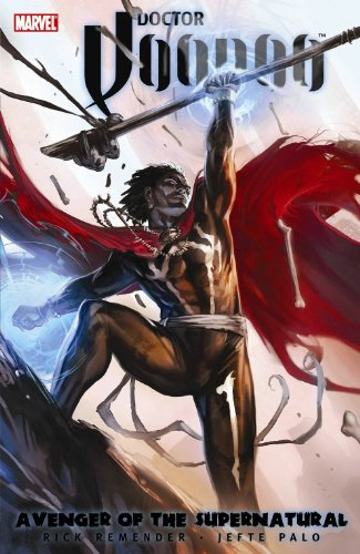 9780785144090: Doctor Voodoo: Avenger of the Supernatural