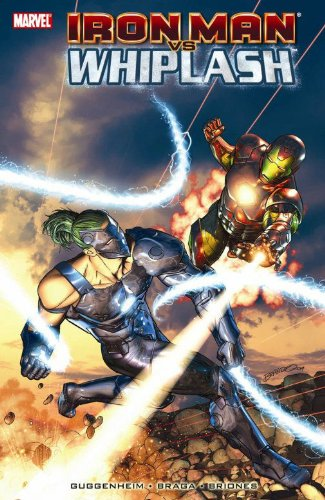 Iron Man Vs. Whiplash TPB