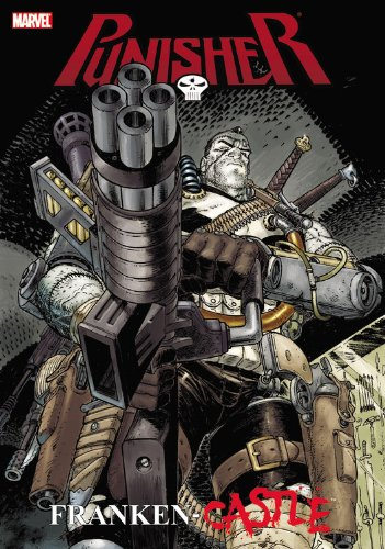 9780785144205: The Punisher: Franken-Castle