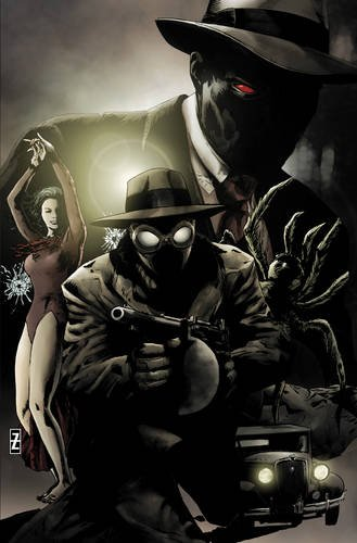 9780785144502: Spider-Man Noir: Eyes without a Face (Spider-Man (Marvel))