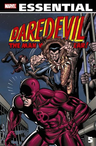 9780785144540: Essential Daredevil Volume 5 TPB