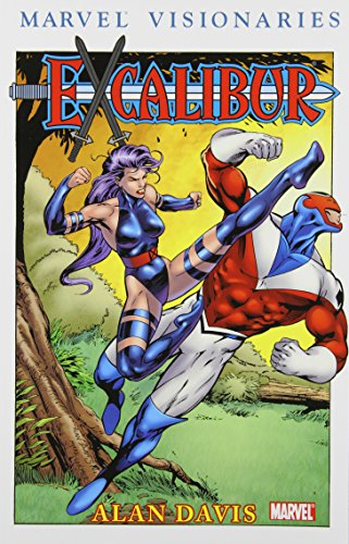 9780785144557: Excalibur Visionaries: Alan Davis - Volume 2