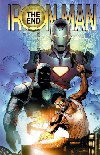 Iron Man: The End (comIron Man): David Michelinie