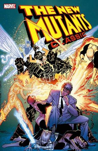 9780785144601: New Mutants Classic Volume 5 TPB (Graphic Novel Pb)