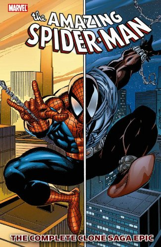 Spider-Man: The Complete Clone Saga Epic Book 1 TPB