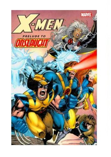 9780785144632: X-Men: Prelude to Onslaught