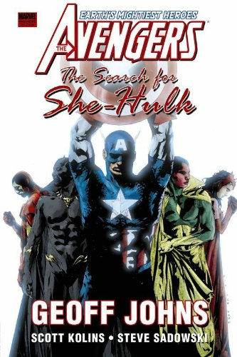 9780785144724: Avengers: the Search for She-hulk Premiere: The Search for She-Hulk Premiere