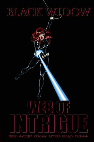 9780785144748: Black Widow: Web of Intrigue (Marvel Premiere Classic)