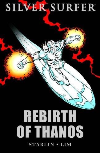 9780785144786: Silver Surfer: Rebirth Of Thanos Premiere HC