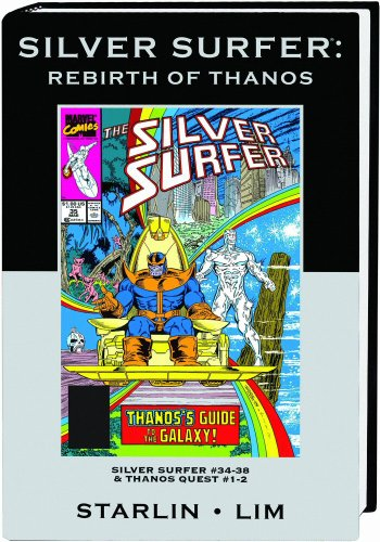 9780785144793: Silver Surfer Rebirth Of Thanos Prem HC Dm Ed 47
