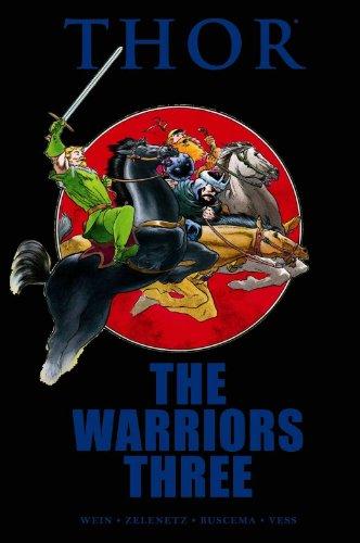 9780785144809: Thor: The Warriors Three