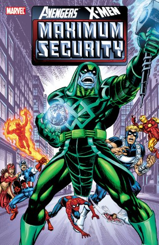 9780785144991: Avengers / X-MEN: Maximum Security