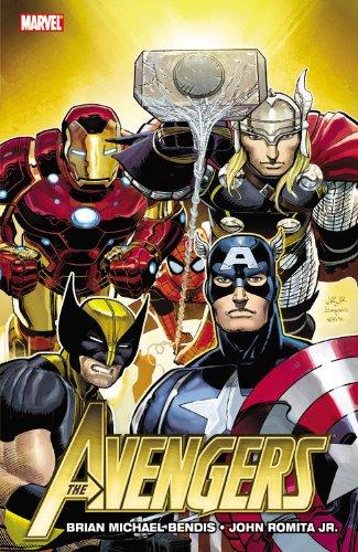 9780785145011: Avengers by Brian Michael Bendis Volume 1