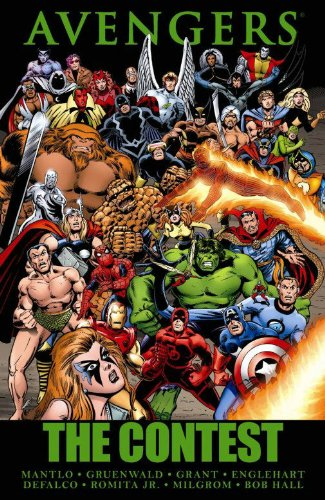 9780785145066: Avengers: The Contest (Marvel Premiere Classic)