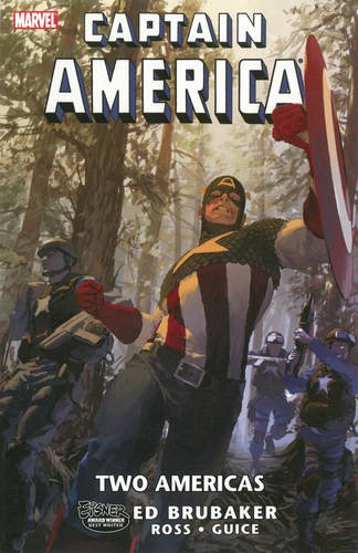 9780785145110: CAPTAIN AMERICA TWO AMERICAS
