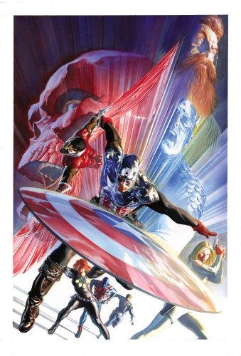 9780785145141: Captain America Lives! Omnibus