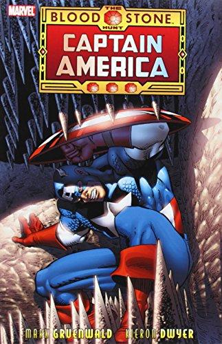 9780785145158: Captain America: The Bloodstone Hunt (Captain America (Unnumbered Paperback))