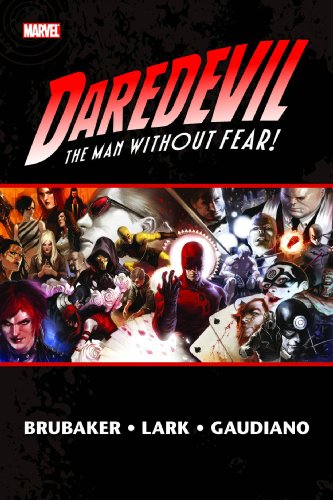 9780785145202: Daredevil By Ed Brubaker & Michael Lark Omnibus Volume 2 HC
