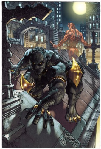 9780785145233: Black Panther: The Man Without Fear, Vol. 1