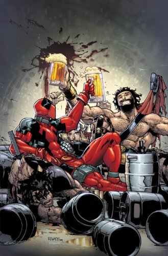 Deadpool Team-Up - Volume 1: Good Buddies (078514529X) by Adam Glass; Stuart Moore; Christopher Long; Ivan Brandon; Fred Van Lente; Mike Benson