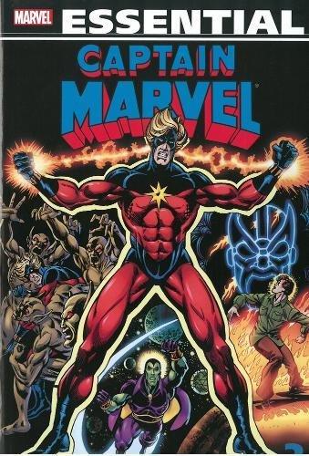 9780785145363: Essential Captain Marvel 2