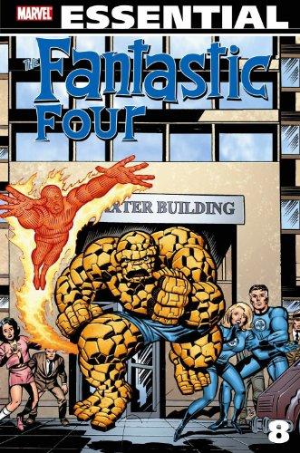 9780785145387: Essential Fantastic Four, Vol. 8 (Marvel Essentials)