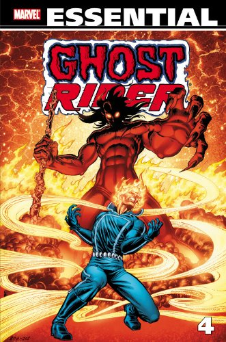 9780785145394: Essential Ghost Rider, Vol. 4 (Marvel Essentials)