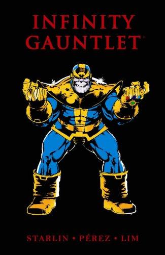 9780785145493: Infinity Gauntlet (Marvel Premiere Classic)