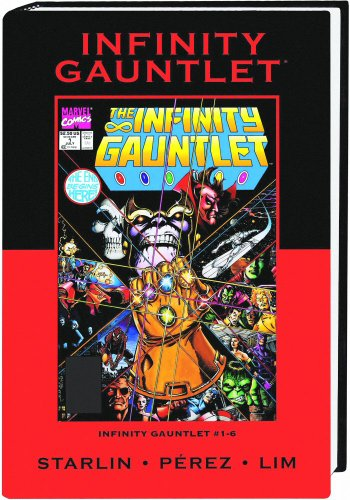 9780785145509: Infinity Gauntlet Direct Market Variant Edition (Marvel Premier Classic, 46)