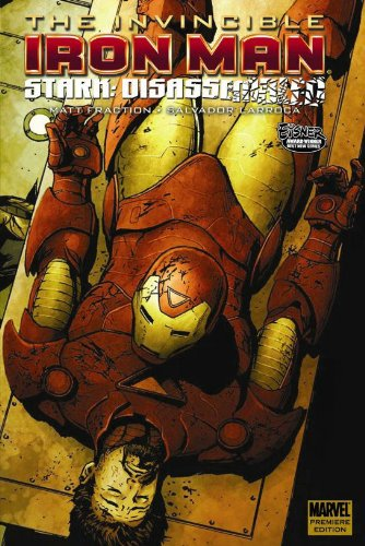 9780785145547: Invincible Iron Man 4: Stark Disassembled Premiere
