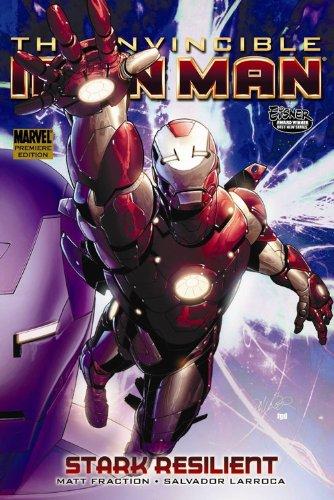 9780785145554: Invincible Iron Man: Invincible Iron Man Vol. 5: Stark Resilient Vol. 1 Stark Resilient v. 1 (Iron Man (Marvel Comics))