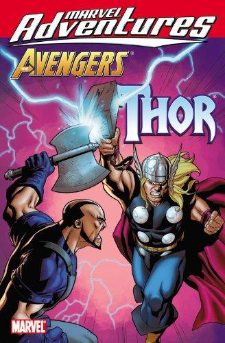 9780785145615: Marvel Adventures Avengers: Thor