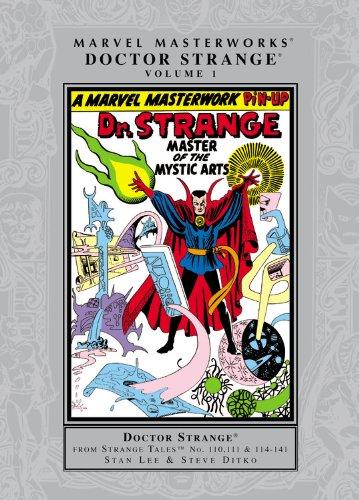 Doctor Strange, Vol. 1 (Marvel Masterworks): Stan Lee