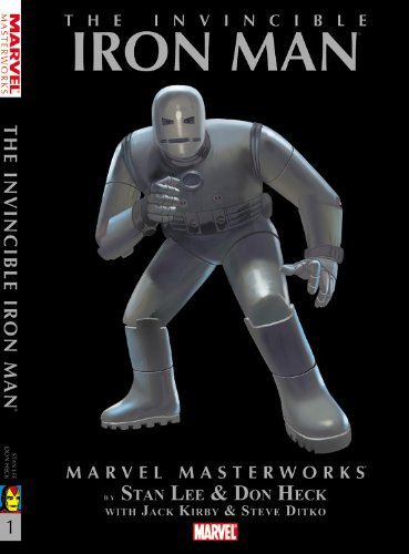 9780785145677: Invincible Iron Man, Vol. 1 (Marvel Masterworks)