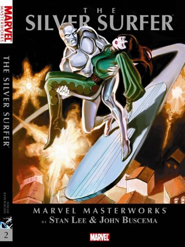 9780785145691: The Silver Surfer, Vol. 2 (Marvel Masterworks)