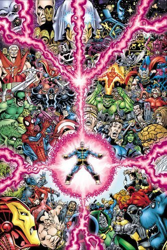Marvel Universe: The End: Starlin, Jim