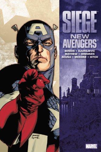 9780785145776: New Avengers: Siege