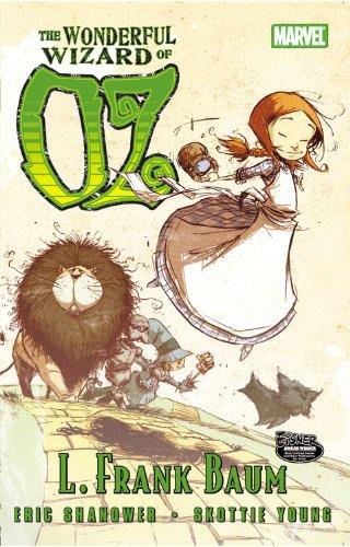 The Wonderful Wizard of Oz (Graphic Novel): Shanower, Eric; Baum,