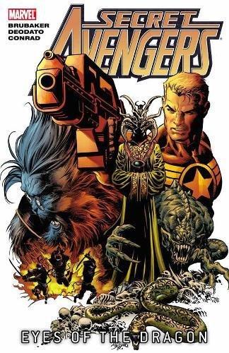 9780785146025: Secret Avengers, Vol. 2: Eyes of the Dragon