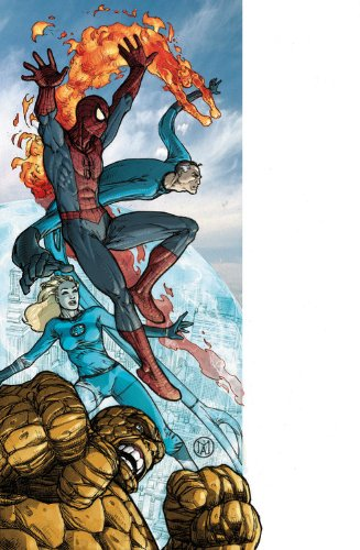 9780785146049: Spiderman / Fantastic Four