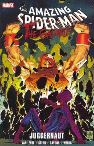 9780785146148: Spiderman: The Gauntlet 4: Juggernaut