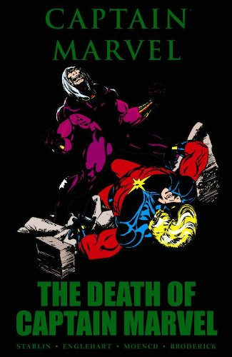 9780785146278: The Death of Captain Marvel (Marvel Premiere Classic)