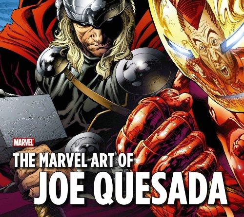 9780785146292: The Marvel Art of Joe Quesada