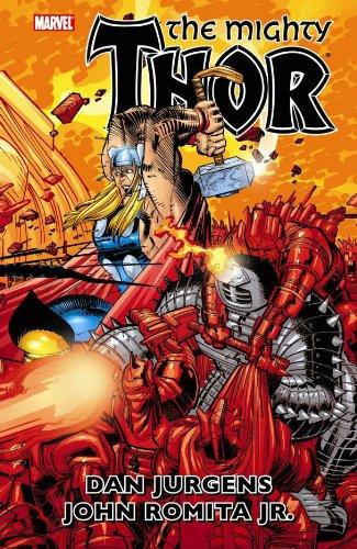 9780785146322: Thor by Dan Jurgens & John Romita Jr, Vol. 2