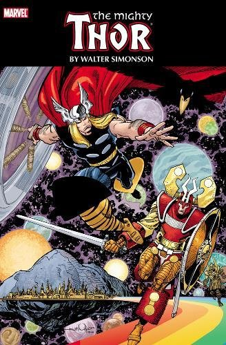 9780785146339: The Mighty Thor by Walter Simonson Omnibus