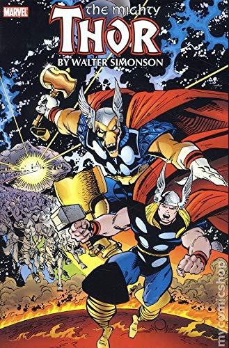 9780785146346: Thor By Walter Simonson Omnibus HC Classic Dm Var Cvr