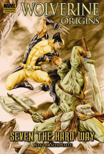 Wolverine Origins: Seven the Hard Way